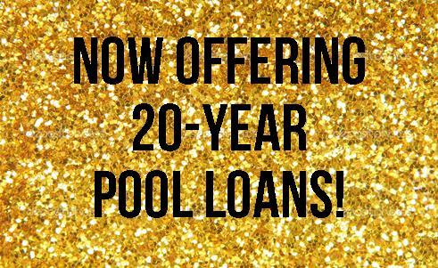 20-Year Pool Loans