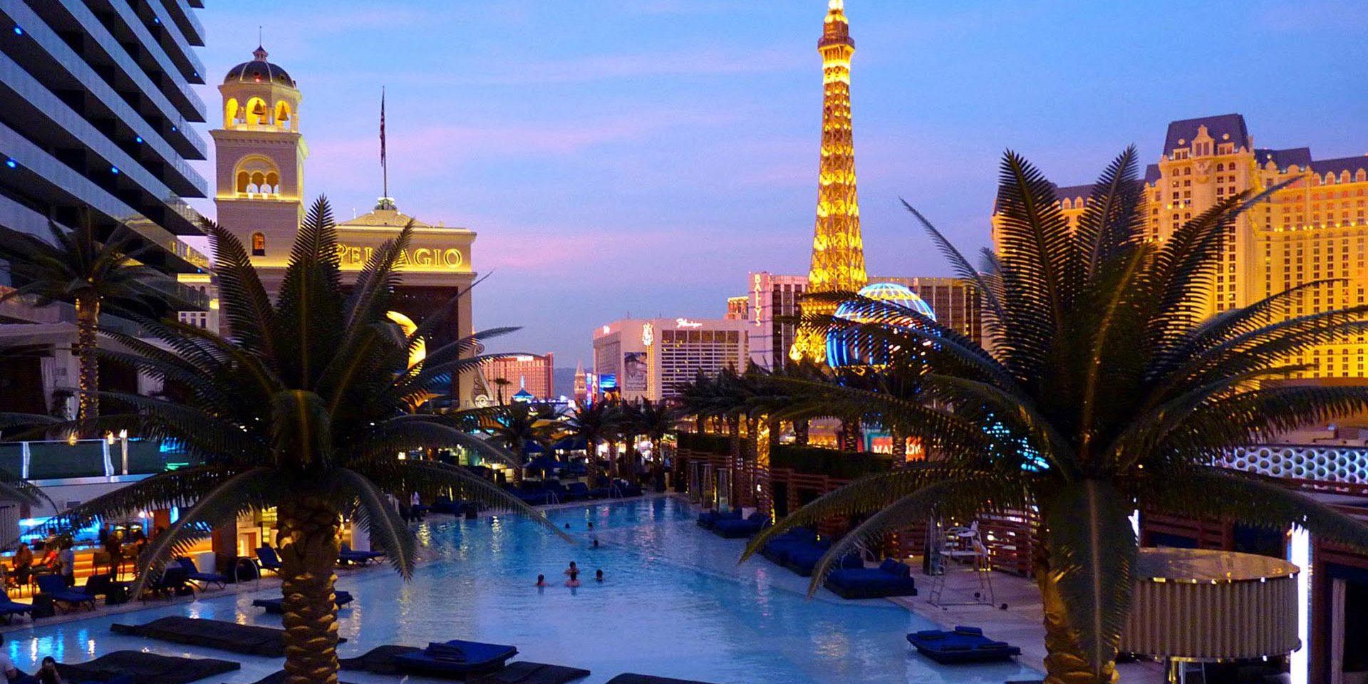 Las Vegas Pools To Make You Say Quot Viva Las Vegas Quot