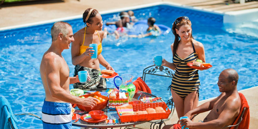 Memorial Day Recipe Ideas For Poolside Celebrations