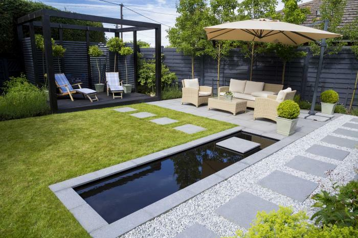 Mini But Mighty Cool: A Look at The Tiny Pool Trend